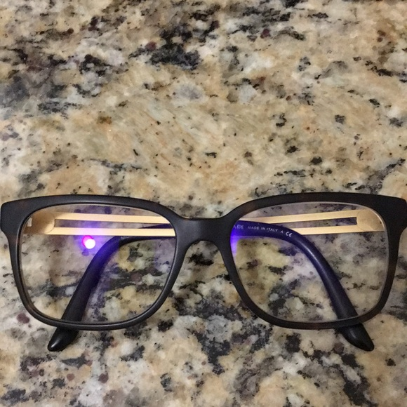 26be7599d79b NWOT Authentic Versace gold reading glasses. M 5ba51a206a0bb7b11abe183e.  Other Accessories ...
